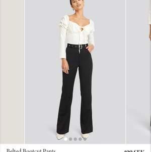 säljer dessa skitsnugg kostymbyxor den nakd x nakd, frakt tillkommer och är 170 och perfekt längd på mig🤩