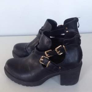 Coola boots. Använda ett fåtal gånger.