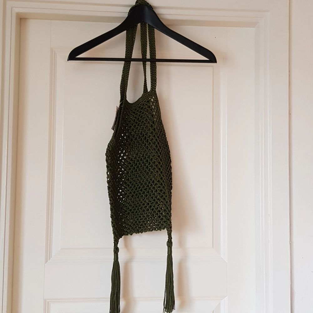 Oanvänd väska från pull & bear. Prislappen är kvar . Väskor.