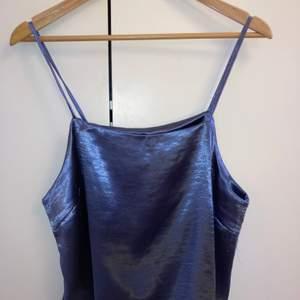 likadant linne som förra fast i blått😍 detta också helt oanvänt pga ej min stil. köpare står för frakt