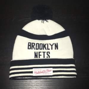 Äkta Brooklyn nets mössa helt oanvänd