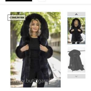 äntligen så blir jag av med min favorit jacka hahha, vill it ha den mer då jag inte känner att det är min stil längre, säljer för en aning billigare pris än vad den kostar såååå passa på!🥰 kostade 4000 o ja säljer för 700kr, pris kan diskuteras oxå!