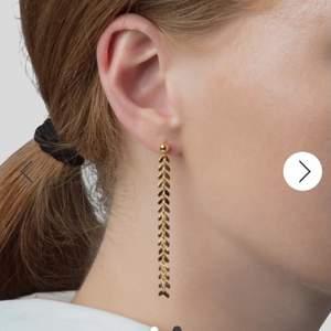 Ett par syster P örhängen, då de har inte kommit till användning mer än en gång endast.