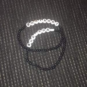 #hatahat armband. Båda för 15kr eller en för 10kr🦋