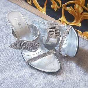 Silver klackar