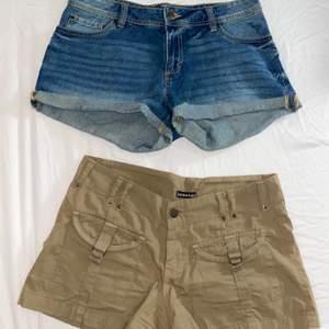 Asfina och helt nta shorts. Säljer det för att använder aldrig de. En för 80 och två för 150