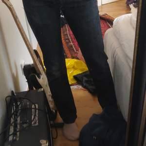 Snygga lågmidjade Lee jeans. Långa fickor. Ger mig drainer vibez. Knappt använd 😍👌🤩☝️DEM PASSAR PERFEKT FÖR MIG SOM ÄR 26 I MIDJAN!
