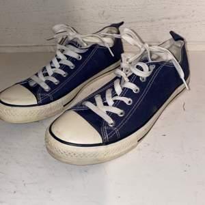 Marinblå sommar skor! Aldrig använda, mycket bra skick:) Jättesöta och bekväma till sommaren!