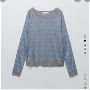 Kollar intresse på min snygga zara tröja, använd fåtal gånger!!❤️❤️