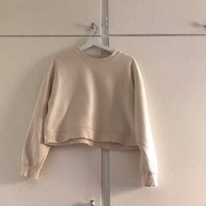 sweatshirt från Zara