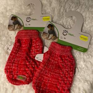 Rosa hundtröja för små hundar :) gulliga❤️Båda för 350 med frakten inräknad eller en för 180