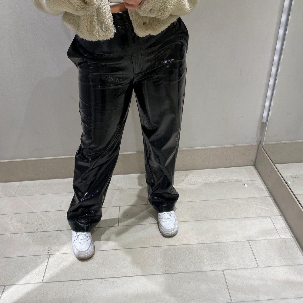 Säljer ett par byxor pga för små. Jeans & Byxor.