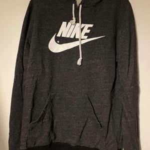 Nike hoodie fint skick i strl m❤️