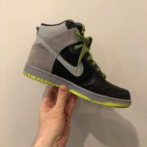 Nike SB Dunk High Wrinkled Patent (W) - 2008 - 317814-001 - EUR 38.5 - Cond 7.5/10