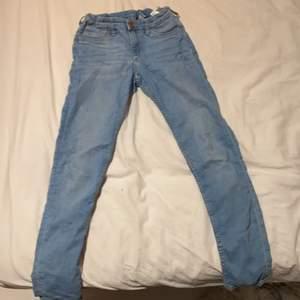 Ett par jätte fina blåa jeans bra skick inga skador!💙