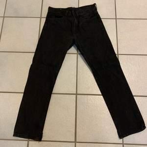 Svarta jeans size 32 baggy