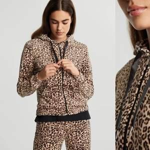 Aldrig använd leopard tröja från ginatricot.