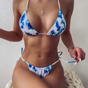 Fick hem denna bikinin ifrån shein idag, helt oanvänd. , säljer för 79 kr, men priset kan diskuteras!.