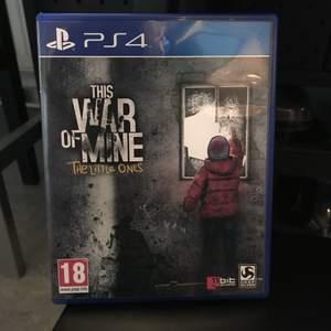 Spel till Playstation 4. Har spelats 1 gång. Säljer pga inte min smak. Genre: Survival