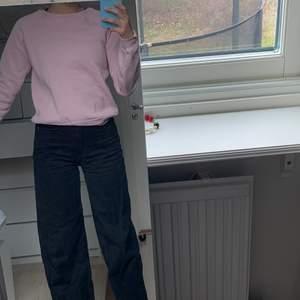 Super fin rosa sweatshirt