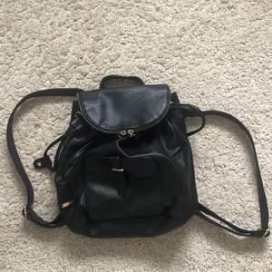 En cool skinnryggsäck som är köpt från Zalando i nyskick! 💋