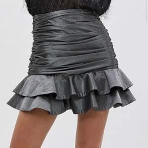 Säljer nu min helt nya kjol från Loavies då den är för liten för mig tyvärr. (Kjolen är liten i storlek, det är en S men skulle säga att den passar XS) Superfin i helt nyskick då den aldrig är använd. (Ordinare pris 39.99 euro~400kr)  Buda eller köp direkt för 199+frakt💗