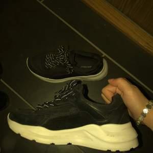 Helt sprillans skor, aldrig använda ute, endast testade inomhus, skit snygga, bra gym skor kanske?