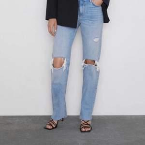 Zara jeans som Tyvär blivit försmå för mig😣 Köpta ifrån Anastasia sellout💕💕