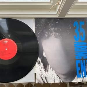 Magnus Uggla vinylskiva! 100kr+frakt eller högsta bud.
