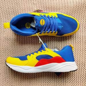 Sneakers från LIDL's egna kollektion   Aldrig använda Storlek 44