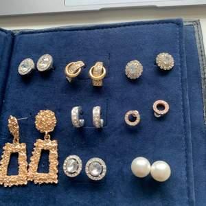 Smycken som aldrig kommer till användning! Nya och gamla men tvättade såklart! Från 30-70kr vissa är lite dyrare smycken och andra billigare 💗💗