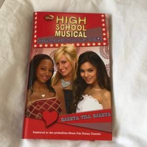 High school musical bok.