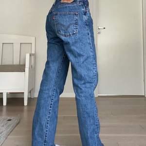 Vintage lågmidjade levis jeans. Skick: 9/10