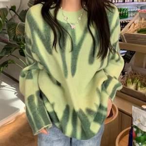 Populär stickad tröja finns kvar i få antal att köpa😊