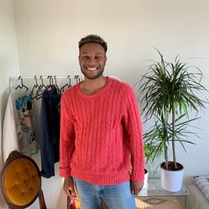 Ralph lauren stickad tröja  Storlek L  #DIVIINETHRIFT #polo #vår #casual #stickad