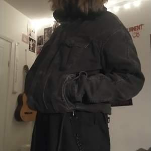 Grunge Jeans Jacka köpt på secondhand