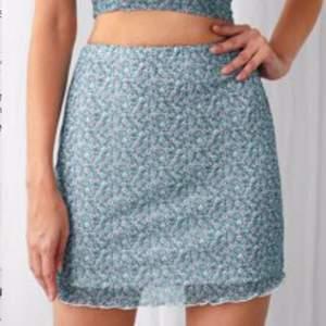 Asfin kjol till sommaren. Aldrig använd från SHEIN