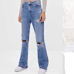 Jeans från Bershka, storlek 36! Använda Max 5 gånger