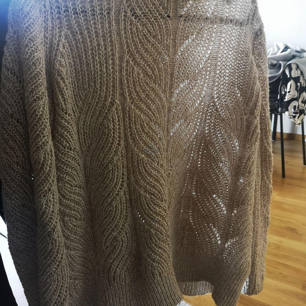 Stickatöd tröja från bubbleroom strl S. Tröjor & Koftor.