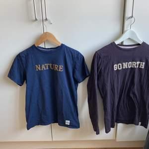 Två tröjor ifrån Massimo dutti.