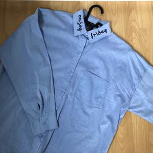 Shirt from Forever 21, oversize fit. Bought for 200kr. Brand new.