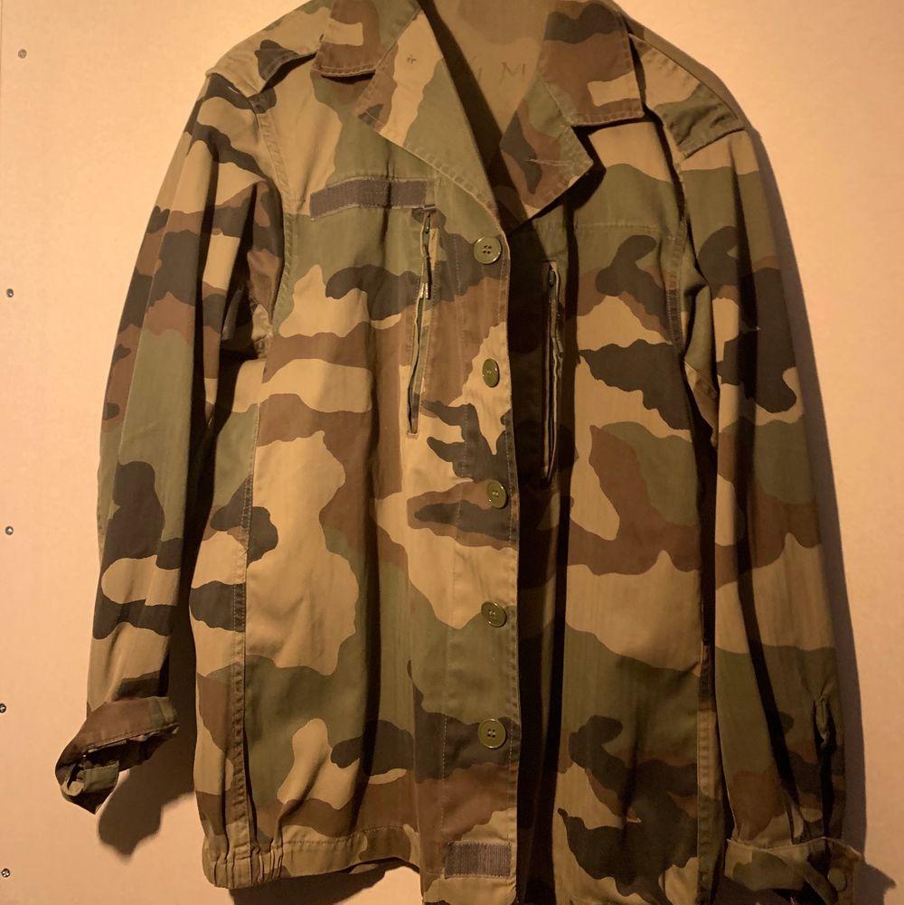 Camouflage jacka perfekt till våren!!☀️☀️ FRI FRAKT!!. Jackor.