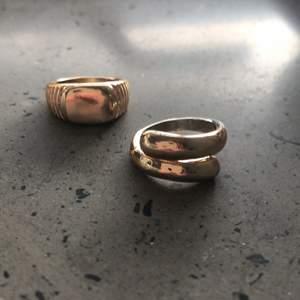 Ett par skit coola ringar ifrån hm