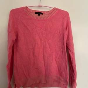 Jätteskön rosa långärmad tröja från Lindex