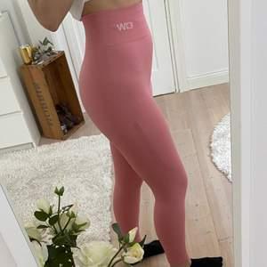 """Säljer dessa tights från icaniwill i modellen """"ribbed seamless tights"""" då ja har alldeles för många. Endast använda en gång.  Köpta för 599kr"""
