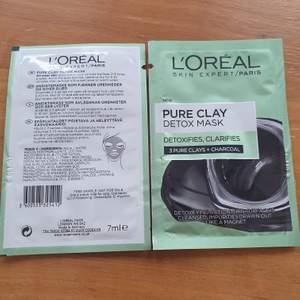 2st oanvända detox masker