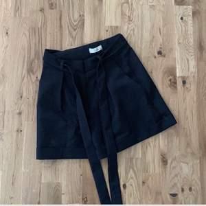 Fina svarta kostym shorts som har blivit för små för mig 💞