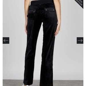 INTRESSEKOLL! På mina svarta juicy couture byxor. ❤️ Skriv privat för flera bilder ❤️