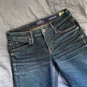 Lågmidjade bootcut jeans!💕