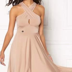 Lång och fin sommar klänning